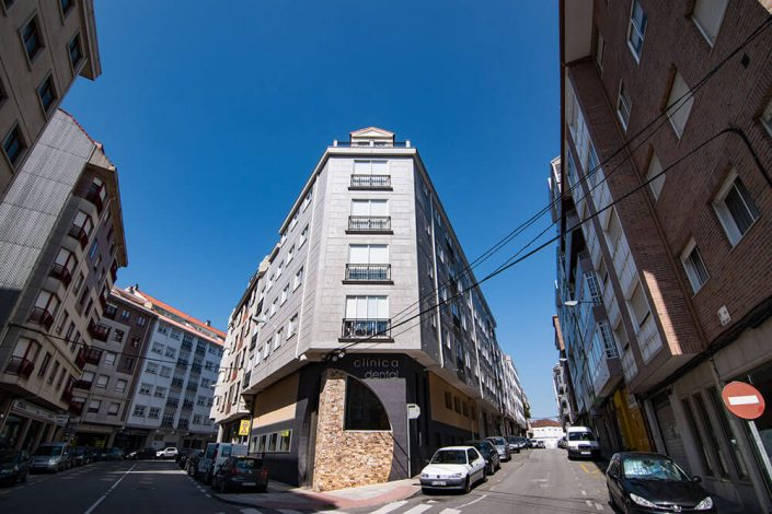 Edificio en Vilagarcía de Arousa